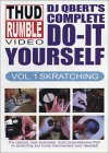 DJ Videos: DJ Qbert's complete DO-IT-YOURSELF, Vol. 1 Skratching