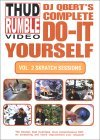 DJ Videos: DJ Qbert's Complete Do It Yourself, Vol. 2: Skratch Sessions